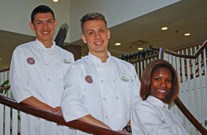 Salem High School Culinary Team